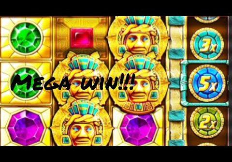MEGA WIN !!! Aztec Gems pragmatic indonesia #slot #slotonline #aztec