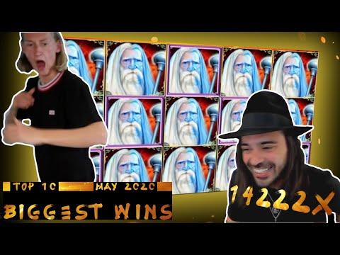 Top 10 Biggest Slot Wins Part 2 I May 2020 #20