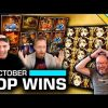 Top 10 Slot Wins of October 2020