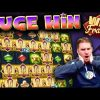 HUGE WIN on Wild Frames Slot – £7 Bet