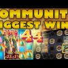 Community Biggest Wins #44 / 2020
