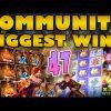 Community Biggest Wins #47 / 2020
