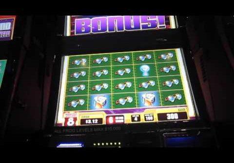 Dr.  Jackpot Slot Machine HUGE WIN! Casino Rama!