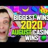 TOP SLOT WINS OF AUGUST | BIGGEST CASINO WINS 2020 – SWEET BONANZA, MONEY TRAIN, DOG HOUSE