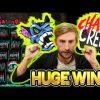 HUGE WIN! CHAOS CREW BIG WIN – €3 bet bonus buy on Casino Slot from CASINODADDY