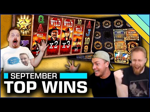 Top 10 Slot Wins of September 2020