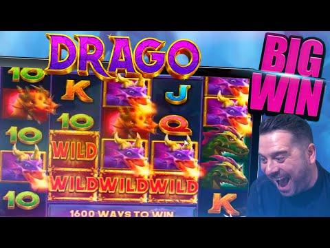 DRAGO Jewels of Fortune BIG WIN! New Pragmatic Slot!