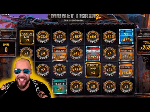 ClassyBeef World Record  Win on Money Train 2 slot – TOP 5 Biggest wins of the week