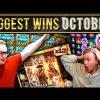 10 Biggest Slot Wins of October