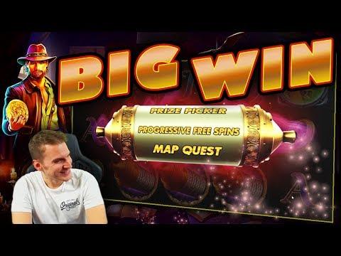 BIG WIN on Da Vinci Treasure Slot – £7.50 Bet!