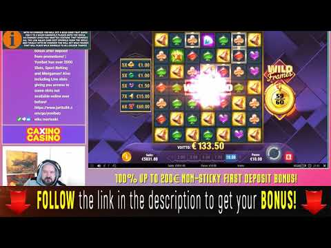 ONLINE CASINO SLOT MACHINES 888 CASINO Big Win Danger High Voltage 300 Shields Jammin Jars 2021