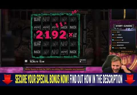 Record Win 300 Shields, Sweet Bonanza, Chaos Crew Lucky Land Slots 2021 New