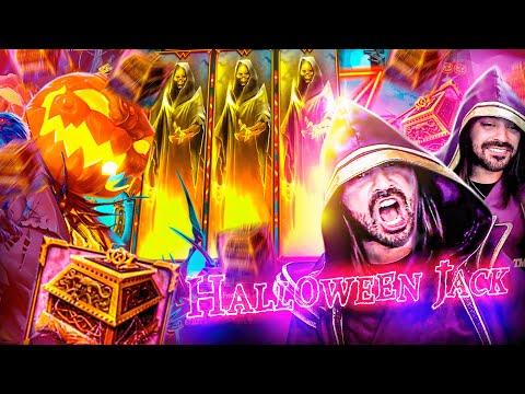 ROSHTEIN  Mega Win on Halloween Jack Slot – TOP 5 Mega wins of the week