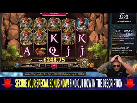Record Win Book Of Dead, Sweet Bonanza, Fortunes of Ali Baba Luckyland Slots 2021 New