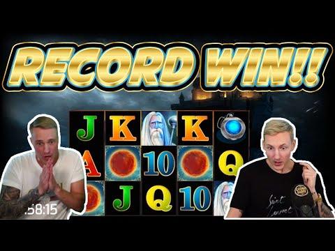 RECORD WIN! Crystal Ball Big win – Casino slots from Casinodaddy live stream