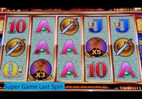 Huge Win On Super Game Last Spin !Pompeii Wonder 4 Tower!