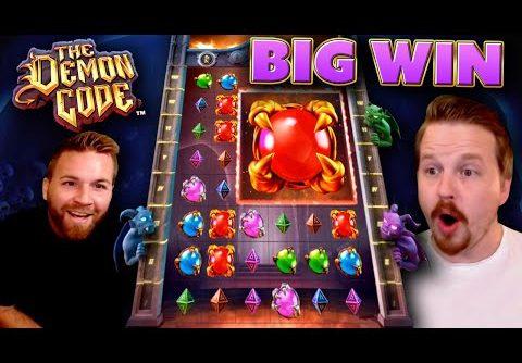Demon Code – Big Win!
