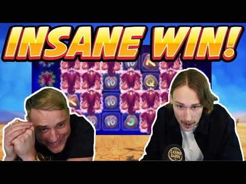 INSANE WIN! Pink Elephant Big win – HUGE WIN on Casino slots from Casinodaddy LIVE STREAM