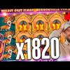 Streamer huge win  on The Dog House slot  –  TOP 5 Biggest wins of the week