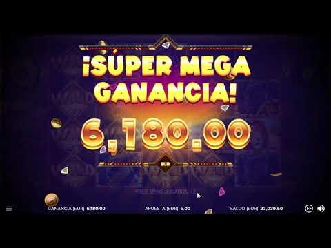 Slot Serengeti Kings free spins 5€ – Super Mega Win 10.805€
