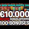 BIG WIN HIGHLIGHTS – RECORD BONUS HUNT OPENING – ONLY BIG WINS!