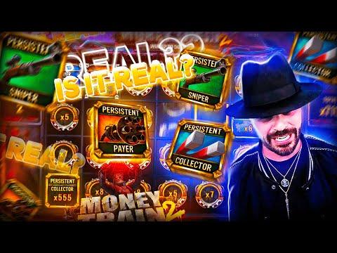 ROSHTEIN New Insane Win on Money Train 2 Slot – TOP 5 Mega wins of the week