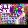 ClassyBeef Big Win x5000 on Fruit Party slot – TOP 5 Biggest wins of the week