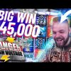 ClassyBeef Record Win 45.000€ on High Voltage slot – TOP 5 Biggest wins of the week