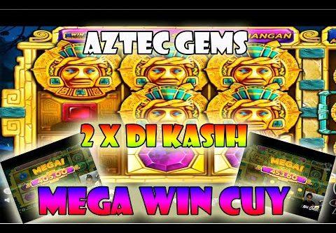 CARA MAIN SLOT AZTEC GEMS LANGSUNG 2 KALI MEGA WIN – SLOT LEGENDARIS