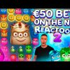 HUGE 13000€ WIN ON REATOONZ 2 🎰 BIG WIN ON PLAY N GO ONLINE SLOT MACHINE
