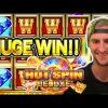 HUGE WIN!! HOT SPIN DELUXE BIG WIN – Casino Slot from CasinoDaddys stream