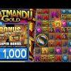 Katmandu Gold � €1.000 Super Bonus Buys 🤑 this Slot can Pay HUGE omg Big Multipliers‼�