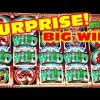 ANOTHER SURPRISE BIG WIN!!!  IT'S A SUPER DAY BABY! :)
