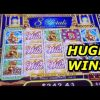 BIG WINS on 8 Petals Slot Machine