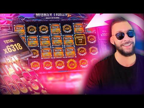 DeuceAce Mega Win x7007 on Money Train 2 slot – TOP 5 Biggest wins of the week
