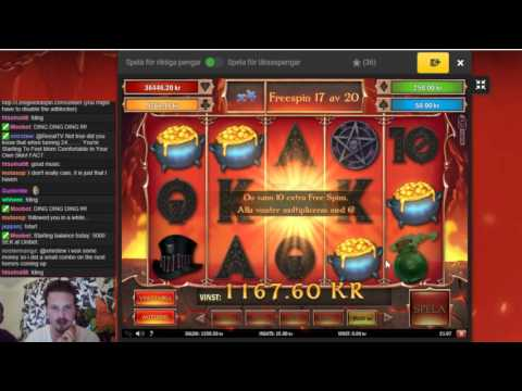 Very big win in Leprechaun goes to hell bonus