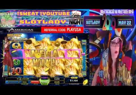 MEGA WIN DOLPHINS EVERYWHERE! AMERICAS CARDROOM OFFICIAL SLOTLADY BOTLADY