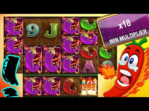 EXTRA CHILLI SLOT BIG WIN!! I COLLECTED 24 SPINS TWO TIMES AND LOOK HOW MUCH IT PAYED!! BONUS BUYS!!