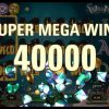 Wishmaster Slot – Super Mega Win – NetEnt