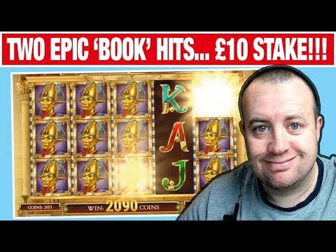 I HIT A MASSIVE WIN ON BOOK OF DEAD ! Online Slots BIG WIN – 9th April 2020
