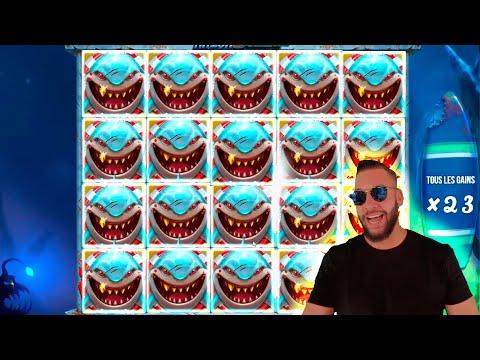 UNREAL MEGA WIN! Streamer Huge Win on Razor Shark slot! BIGGEST WINS OF THE WEEK! #34
