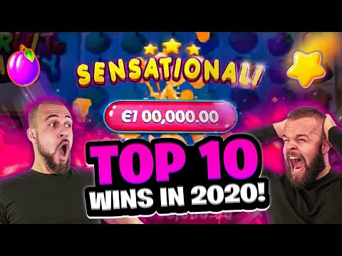 TOP 10 BIGGEST WINS OF THE YEAR 2020 | Online Slots