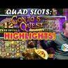 Gonzo's Megaways Slot Quads – 5 Bonuses with INSANE WIN! – BIG CASHOUT!