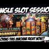 Online Slots – Montezuma Megaways Big wins Single Slot Session