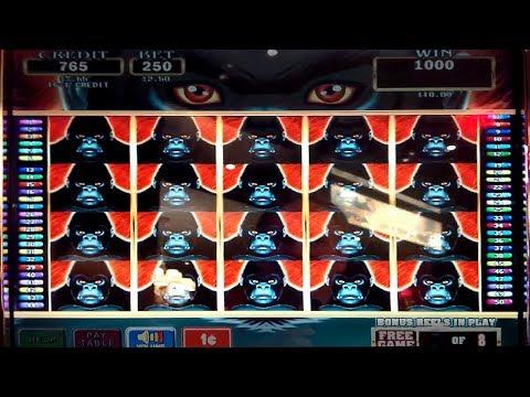 Ultra Stack Gorilla Slot – BIG WIN BONUS!