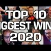 Top 10 – Streamers Biggest Wins of 2020