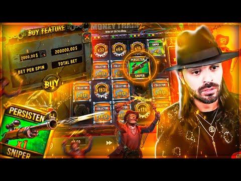ROSHTEIN New Big Win 40.000€ on Money Train 2 Slot – TOP 5 Mega wins of the week