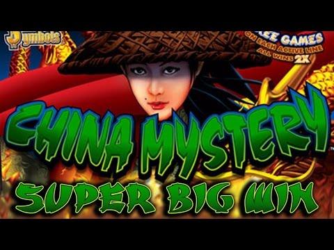China Mystery – Super Big Win bonus & live play – 5c denom – Slot Machine Bonus