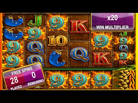 EXTRA CHILLI SLOT BIG WIN!! 24 SPIN BONUS + RETRIGGER!! THIS GAME NEVER STOP PAYING ME!!!