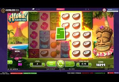 Insane Collection of Slot Bonuses and Mega Wins?